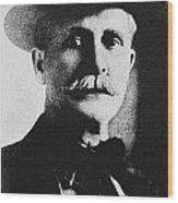 William M. Tilghman Wood Print