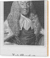William Murray (1705-1793) Wood Print