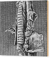 William Penn Statue, 19th Century Wood Print