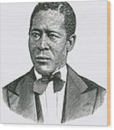 William Still 1819-1902 Was An Wood Print by Everett