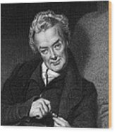 William Wilberforce, British Politician Wood Print by Middle Temple Library