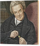 William Wilberforce, British Politician Wood Print by Sheila Terry