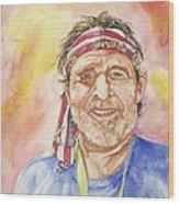 Willie Wanna-be Wood Print