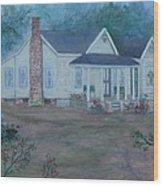 Wilson Homestead Wood Print