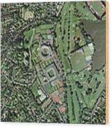 Wimbledon Tennis Complex, Uk Wood Print
