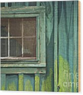 Window To The Past - D007898 Wood Print by Daniel Dempster