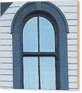 Windows Wood Print