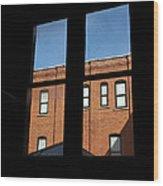 windows of Grace Wood Print