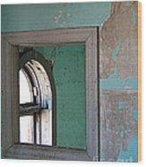 Windows Within Wood Print