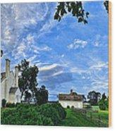 Windsor Castle Smithfield Va Wood Print