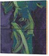 Winged Victory Wood Print by Megan Wood