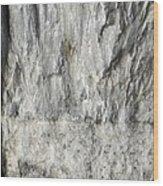 Wollastonite And Calcite Wood Print