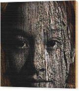 Woodland Spirit Wood Print