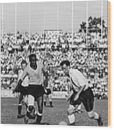 World Cup, 1954 Wood Print