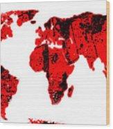 World Wood Print