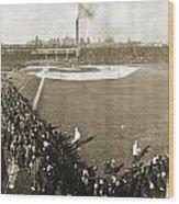 World Series, 1906 Wood Print