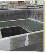 World Trade Center Memorial Wood Print