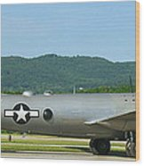 World War II B-29 Superfortress Bomber Fifi Wood Print