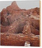 Wupatki National Monument Wood Print