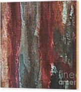 X Treme Texture Wood Print by Marsha Heiken