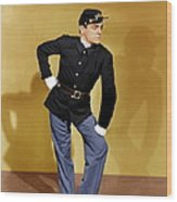 Yankee Doodle Dandy, James Cagney, 1942 Wood Print by Everett