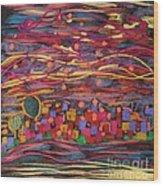 Yiskor Wood Print