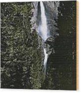 Yosemite Falls, Yosemite National Park Wood Print