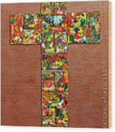 Your Faithfulness Wood Print