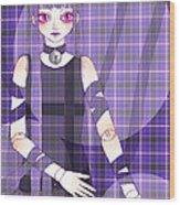 Yumi Wood Print