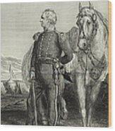 Zachary Taylor Wood Print