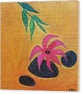Zen Lounge Wood Print