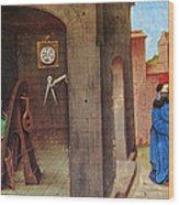 Zoroaster (c628-c551 B.c.) Wood Print