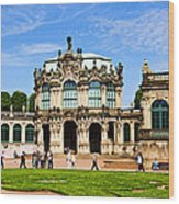 Zwinger Palace - Dresden Germany Wood Print