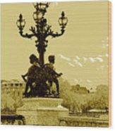 # 10 Paris France Wood Print