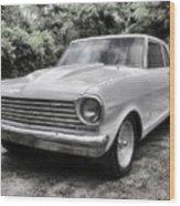1963 Chevy Nova II Wood Print