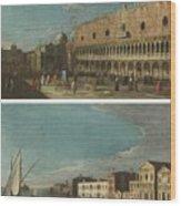 Active Venice Circa  Wood Print