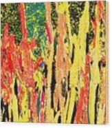 Bridgestone Cacti Wood Print