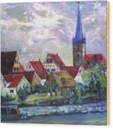 Brucker Kirche Wood Print