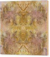 Eco Print 010_01 Wood Print