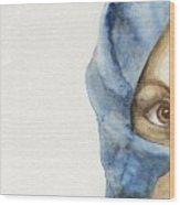 Esther Wood Print by Annemeet Hasidi- van der Leij