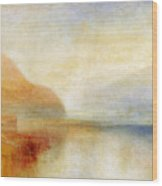 Inverary Pier - Loch Fyne - Morning Wood Print