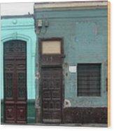 Lima Peru Wall Wood Print