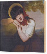 Maria Tollemache Wood Print