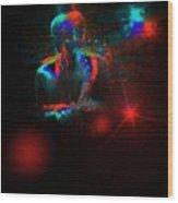 Kenny Garrett 5tet, Music Instrument Trumpet Sax Trombon  Wood Print