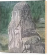 ,, Piatra Teiului,, Wood Print