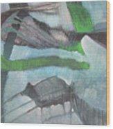 Pinturas De Antonio Tarnawiecki-333 Wood Print
