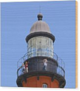 Ponce De Leon Inlet Lighthouse  Wood Print