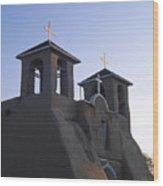 San Francisco De Asis Church At Sunrise Wood Print