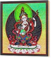Saraswati 6 Wood Print