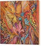 The Flowering Wood Print